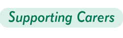 supporting carers logo